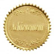 certificate emblem