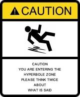 hyperbole-sign