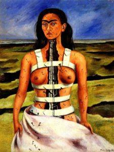 1941-self-portrait-of-frida-kahlo